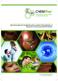 Male Reproductive Health Disorders and the Potential Role of  Exposure to Environmental Chemicals
