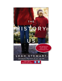The History of Us by Leah Stewart--start reading today