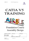 CATIA V5 Foundation Course