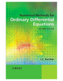 .Numerical Methods for Ordinary Differential EquationsNumerical Methods for Ordinary Differential
