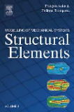 .MODELLING OF MECHANICAL SYSTEMS VOLUME 2..MODELLING OF MECHANICAL SYSTEMS VOLUME 2Structural