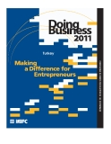 Doing Business 2011 : Making a Difference for Entrepreneurs