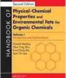Physical-Chemical Properties and Environmental Fate for Organic Chemicals