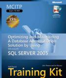 MCITP Exam 70-444 Optimizing and Maintaining A Database Administration Solution by Using Microsoft SQL Server 2005