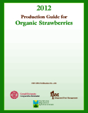 2012 Production Guide for Organic Strawberries