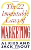Business/Marketing/22 Immutable Laws Of Marketing