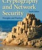 Cryptography and Network Security Block Cipher