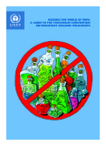 RIDDING THE WORLD OF POPS: A GUIDE TO THE STOCKHOLM CONVENTION  ON PERSISTENT ORGANIC POLLUTANTS