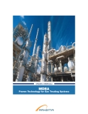 MDEA Proven Technology for Gas Treating Systems
