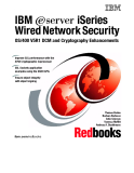 Wired Network Security: OS/400 V5R1 DCM and Cryptography Enhancements