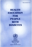 HEALTH EDUCATION FOR PEOPLE WITH DIABETES