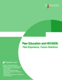 Peer Education and HIV/AIDS:  Past Experience, Future Directions