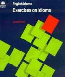 English Idioms Exercises on Idioms