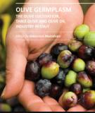 OLIVE GERMPLASM – THE OLIVE CULTIVATION, TABLE OLIVE AND OLIVE OIL INDUSTRY IN ITALY