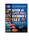 TAB Electronics Build Your Own Robot Kit 2011