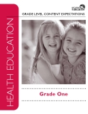 GRADE LEVEL CONTENT EXPECTATIONS: Grade One