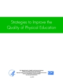 Strategies to Improve the  Quality of Physical Education