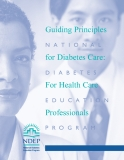 National for Diabetes Care: Diabetes For Health Care education Professionals Program