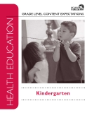 GRADE LEVEL CONTENT EXPECTATIONS: Kindergarten
