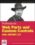 ProfessionalWeb Parts and Custom Controls with ASP.NET 2.0