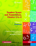 Number Sense and Numeration, Grades 4 to 6 Volume 5 Fractions