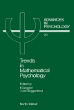 TRENDS IN MATHEMATICAL PSYCHOLOGY
