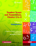 Number Sense and Numeration, Grades 4 to 6 Volume 3 Multiplication