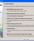 Advanced Security Management in Metro Ethernet Networks*