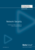 Network Security: The Benefits and Pitfalls of Contemporary  Network Security Technologies