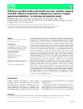 Báo cáo khoa học: 2-Amino-nonyl-6-methoxyl-tetralin muriate activity against Candida albicans augments endogenous reactive oxygen species production – a microarray analysis study