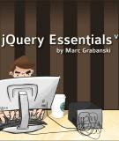 jQuery Essentialsby Marc Grabanskiv2.We needed a hero to get these guys in line.jQuery