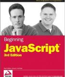 Beginning JavaScript, 3rd Edition