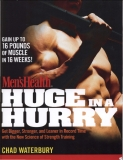 Sách: Men's Health Huge in a Hurry (by Chad Waterbury)