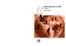 Higher Education to 2030 volume 2 globalisation Centre for Educational Research and Innovation