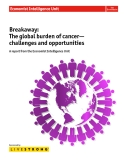 Breakaway:  The global burden of cancer— challenges and opportunities