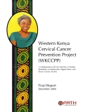 Western Kenya  Cervical Cancer  Prevention Project  (WKCCPP)