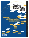 Book: Doing Business 2011- Making a Difference for Entrepreneurs