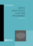 Mental Health Policy and Service Guidance Package: MENTAL HEALTH POLICY, PLANS AND PROGRAMMES