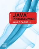 Fifth Edition Java Programming