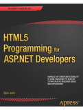 HTML5 Programming for ASP,NET Developers
