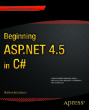 Beginning ASp.NET 4.5 in C#
