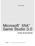 Microsoft® XNA™ Game Studio 3.0 Unleashed