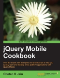 jQuery Mobile Cookbook
