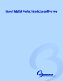 Interest Rate Risk Monitor: Introduction and Overview