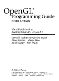 Open GL programming guide