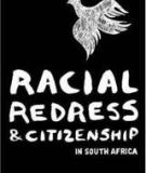 Racial redress  citizenship in South Africa