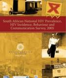 South African National HIV Prevalence, HIV Incidence, Behaviour and Communication Survey, 2005