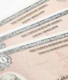 Values for U.S. Savings Bonds: $50 Series I/EE/E Bonds and $50 Savings Notes