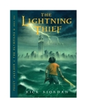.THE LIGHTNING THIEF