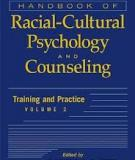 HANDBOOK OF RACIAL-CULTURAL PSYCHOLOGY AND COUNSELING